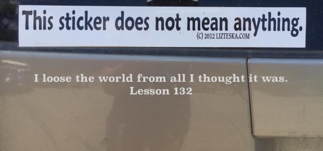 ACIM Lesson 132