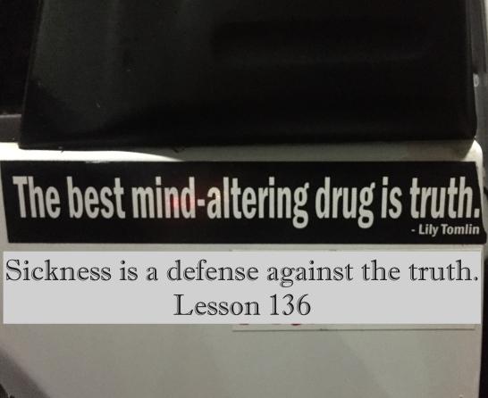 ACIM Lesson 136